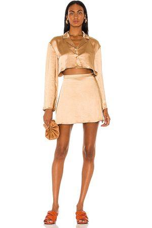 L'Academie Sashie Dress in . Size XXS, XS, S, M, XL.