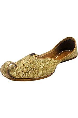 Step N Style Punjabi Jutti Freizeitschuhe Indianer Traditionsschuhe Khussa Schuhe Mojari