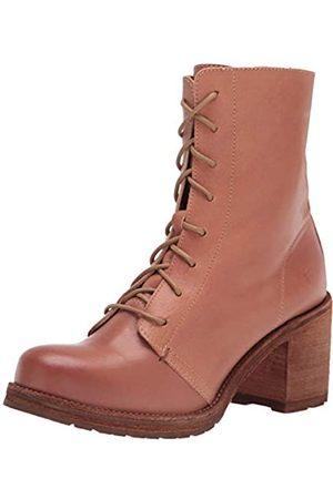 Frye Damen Karen Combat Boot, Pink (Hellrosa)