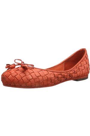 Pantofola d'Oro Pantofola D´ORO Ballerina Laccio BL117-D Damen Ballerinas, (Corallo 83)