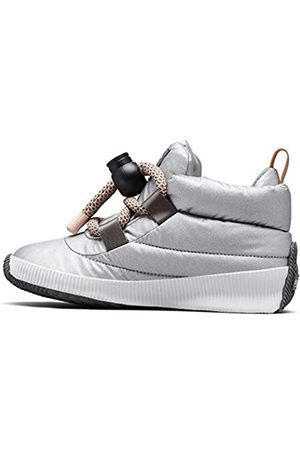 sorel Damen Sneaker, OUT N ABOUT PUFFY LACE, (Pure Silver)