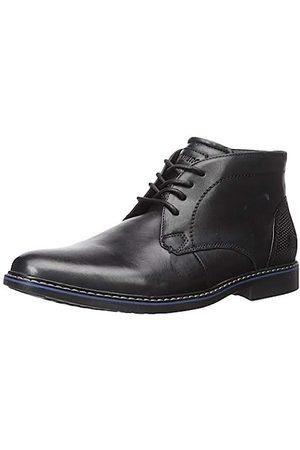 Skechers Herren Bregman Calsen Oxford, Black