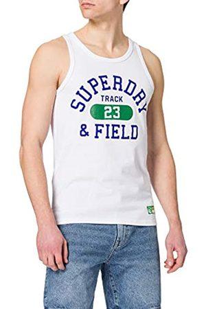 Superdry Mens M6010454A Vest