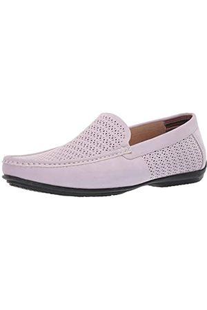 Stacy Adams Herren Cicero Perfed Moc Toe Slip-on Driving Style Loafer Fahrer-Slipper
