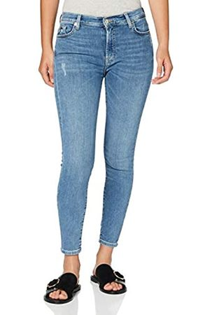 7 for all Mankind Womens Skinny Jeans