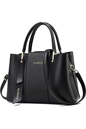 ALARION Damen-Portemonnaies und Handtaschen, Schultertasche für Damen, Designer-Schultasche, Messenger, Tragetasche, ( (3))