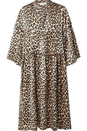 Lollys Laundry Damen Freizeitkleider - Kleid 'Feline