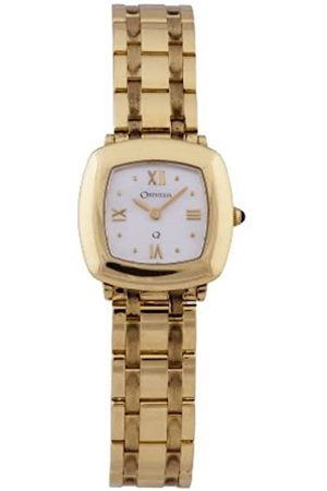 ORPHELIA Damen-Armbanduhr 18 Karat 750 Gelbgold 60 Gramm mon-7047