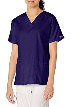 Cherokee Damen Peeling-Shirt mit V-Ausschnitt - - XX-Large