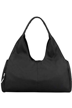 forestfish Duffel Bag Gym Totes mit Dry Wet Pocket & Shoes Fach für Damen und Herren - EF001-01