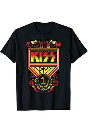 Kiss Damen T-Shirts, Polos & Longsleeves - #1 Fan T-Shirt