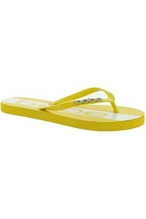 Bebe Tierla Women's Sandal 6 B(M) US Yellow