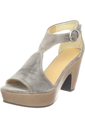 Coclico Damen Chispa T-Strap Sandalen, (Softy Ardesia/Pharos Mink)
