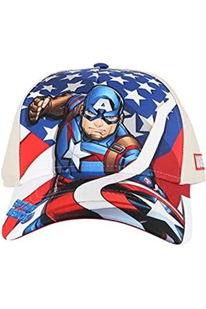 Essencial Caps Unisex Captain Marvel Baseballkappe
