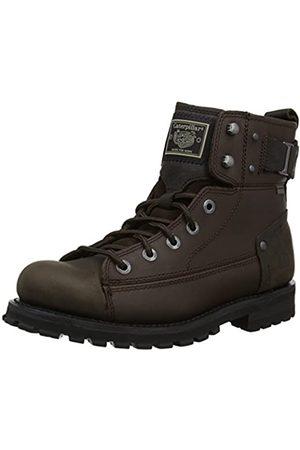 Cat Footwear Herren Brent Chukka Boots, (Mens Olive)