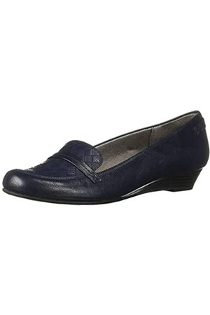 Lifestride Damen Marlo Loafer, flach, (Navy)
