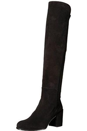 Stuart Weitzman Women's ALLJACK Over The Knee Boot, Black