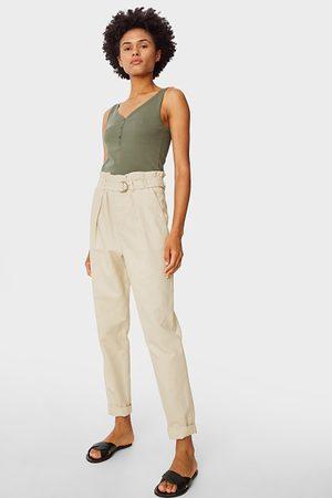 YESSICA Damen Hosen & Jeans - C&A Paperbag Hose