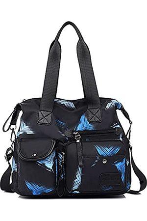 Bagtopia Damen Handtaschen - Damen Utility-Beutel Krankenschwestertasche Stilltasche vielseitig und modisch mit vielen Taschen