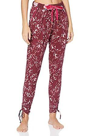 Joe Browns Damen Floral Leopard Loungewear Pants Pyjamaunterteil