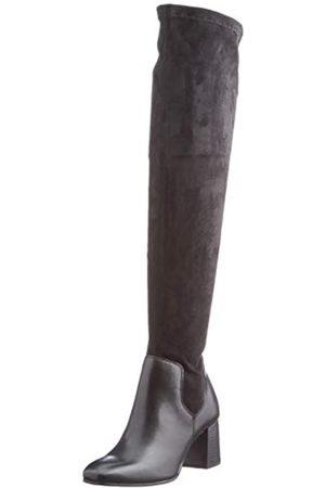 Steve Madden Damen VENZETTA PATENT Overknee-Stiefel