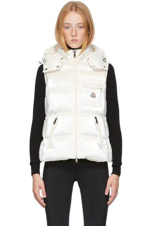 Moncler Off-White Diotis Hooded Vest