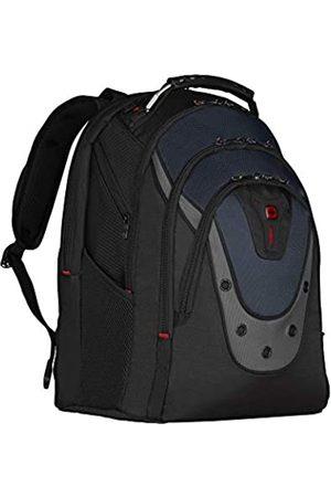 Wenger Ibex Laptop-Rucksack, Notebook bis 17 Zoll, Tablet bis 10 Zoll, 23 l, Damen Herren, Business Uni Schule Reisen