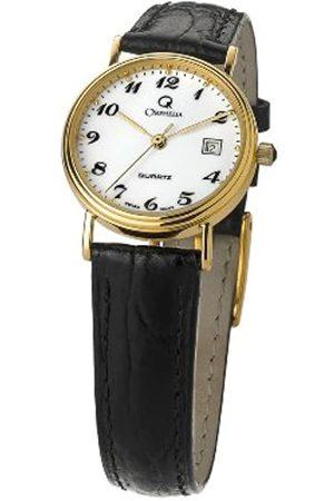 ORPHELIA Damen Armbanduhr Analog Quarz Leder MON-7083/2