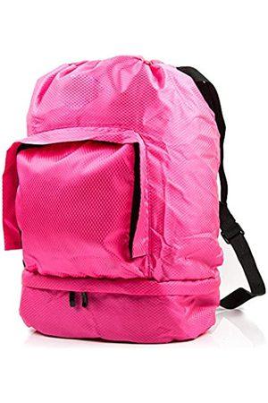 Toysery Faltbare Reisetasche für Damen, Premium-Qualität, wasserdichter Camping-Rucksack für Männer, Wochenendgepäck, Tragetasche mit Schultergurten, große Kapazität, Tragetasche für Sport