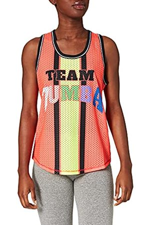 Zumba Fitness Zumba Loose Fit Mesh-Oberteil für Frauen Fitness Sportiv Workout Kleidung Damen Tanktops