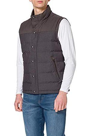 Hackett Hackett Mens Tropical Wool Gilet Jacket