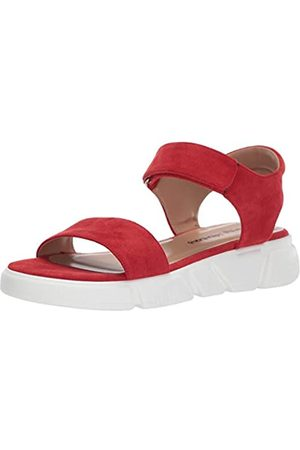 Dirty Laundry By Chinese Laundry Women's Ashville Sport Sandal, RED Suede