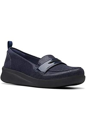 Clarks Sillian 2.0 Hope Loafer für Damen, (navy)