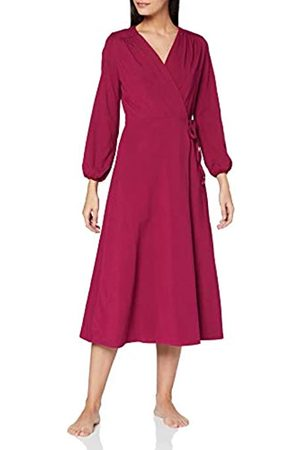 People Tree Damen Wrap Dress Lässiges Kleid