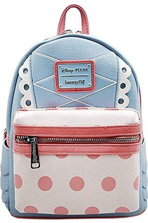 Loungefly X Disney Pixar Toy Story 4 Bo Peep Mini-Rucksack aus Kunstleder, Pink (rose)