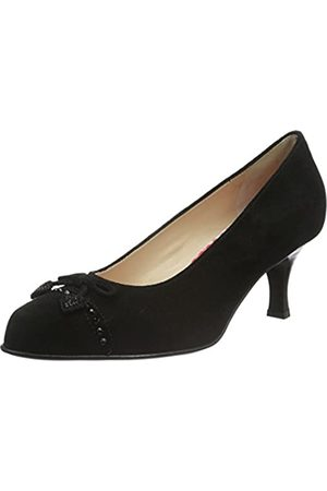 Diavolezza Damen Perla Pumps, (Black)