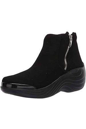 Bzees Damen Womens Zora Black Dress Sneakers 5 M Stiefelette