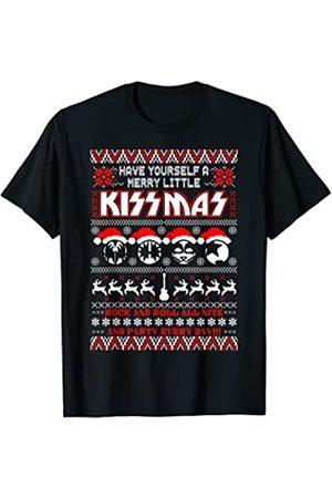 Kiss Damen T-Shirts, Polos & Longsleeves - Merry Little mas T-Shirt