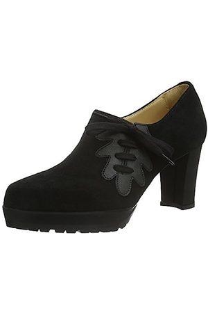 Diavolezza Damen NELLY Pumps, (Black)