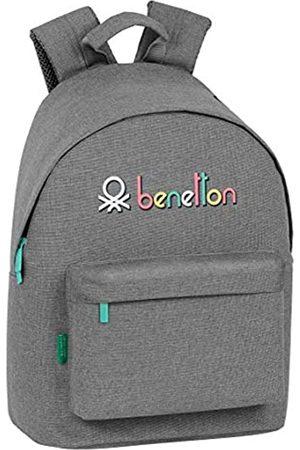 Safta Benetton Beautiful, Juvenil Laptop-Rucksack 14,1 Zoll