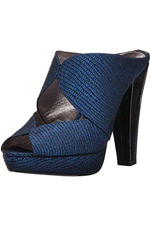 Adrianna Papell Women's Garret Mule, Blue