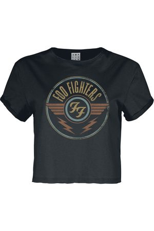 Foo Fighters Amplified Collection - Air T-Shirt charcoal