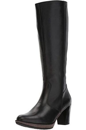 ARA Damen Bexley Kniehohe Stiefel, (Black Calf)