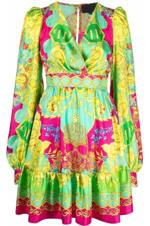 Philipp Plein Kleid mit Print