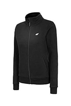 4F Womens NOSH4-BLD003-20S_L Sweatshirt, Black
