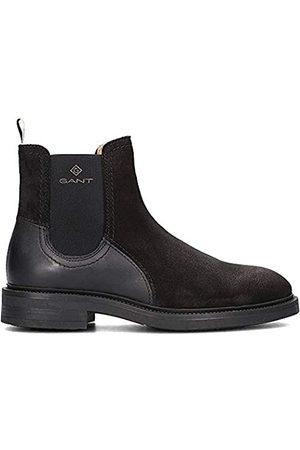 GANT Footwear Herren Martin Chelsea Boots, (Black G00)