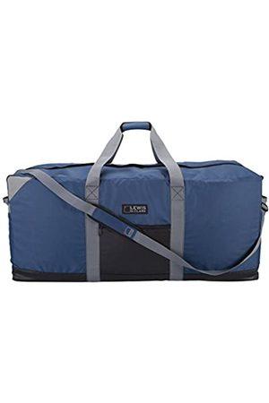 Lewis N. Clark Strapazierfähige große Reisetasche für Damen und Herren, Handgepäck, Sporttasche, Daypack, Ditty Bag & Reiserucksack, Alternative mit Neopren-Ausrüstungstasche, 101