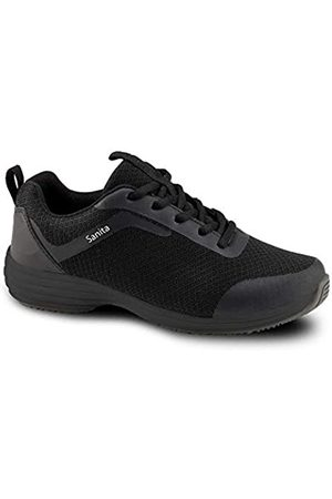 Sanita Unisex-Adult Sneaker, Black
