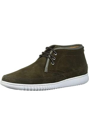 Driver Club USA Herren Geuine Leather Ankle Chukka Boot with Sneaker Sole Stiefelette