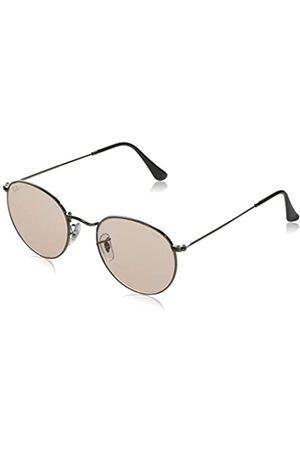Ray-Ban Herren Round Metal Sonnenbrille